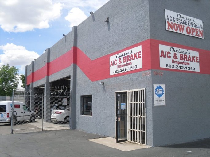 Whether You Require Vehicle Repair Or Just Want A Dependable Shop To Give You Your Routine Servic ...